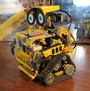 NXT WallE