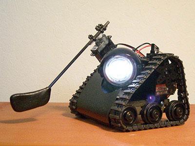 Putter Bot!