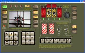 Mech Puppeteer Combat Platform