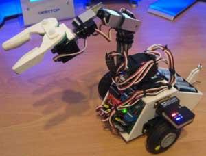 Plinter Roving Servobot