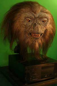 animatronic Head from Willettfx