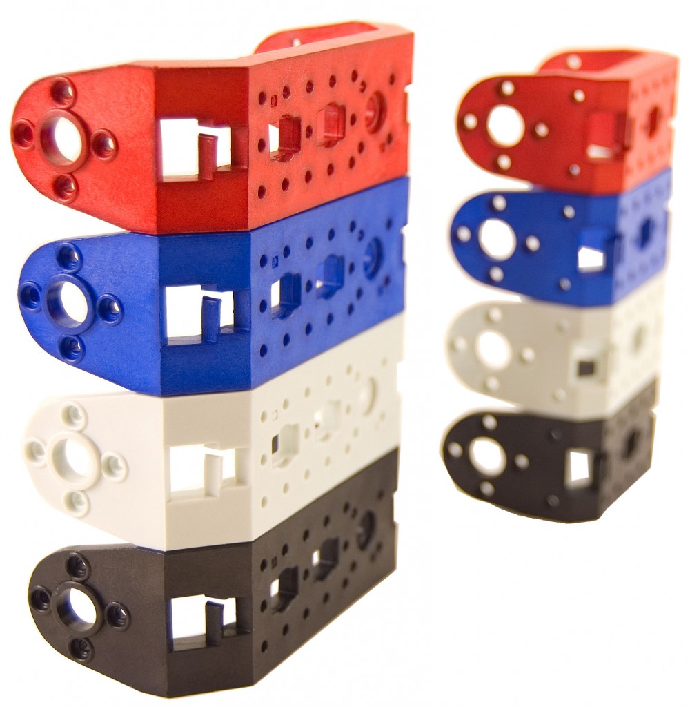 Colored Brackets