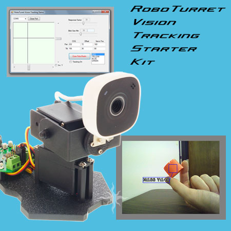 roboturret-vision-tracking-starter-kit