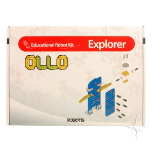 Ollo Explorer Programmable Robot Kit