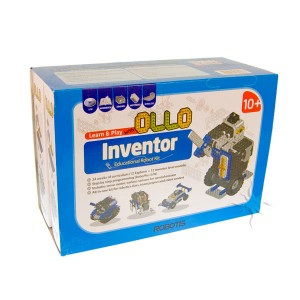 Ollo Inventor Programmable Robot Kit