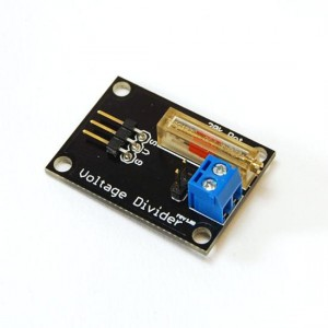 RobotGeek Voltage Divider