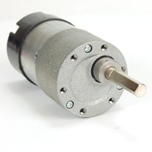 Robot DC Gearhead Motor - 6v 180rpm w/ Encoder