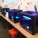 CPL Maker Lab 3d printers