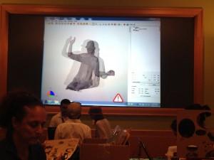 CPL Maker Lab 3d scanning