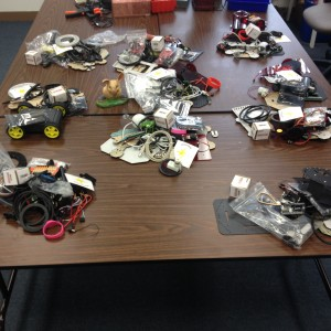 Trossen Robotics Robot Refuse