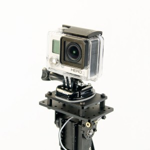 GoPro Pan Tilt Mounting Kit Photo