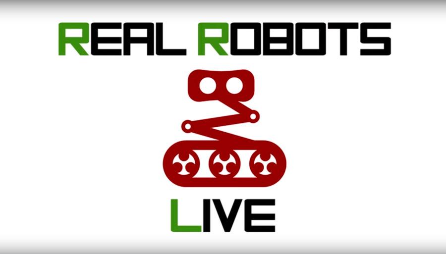 Real Robots Live