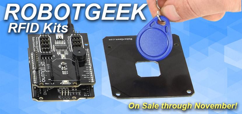 RobotGeek RFID Kits