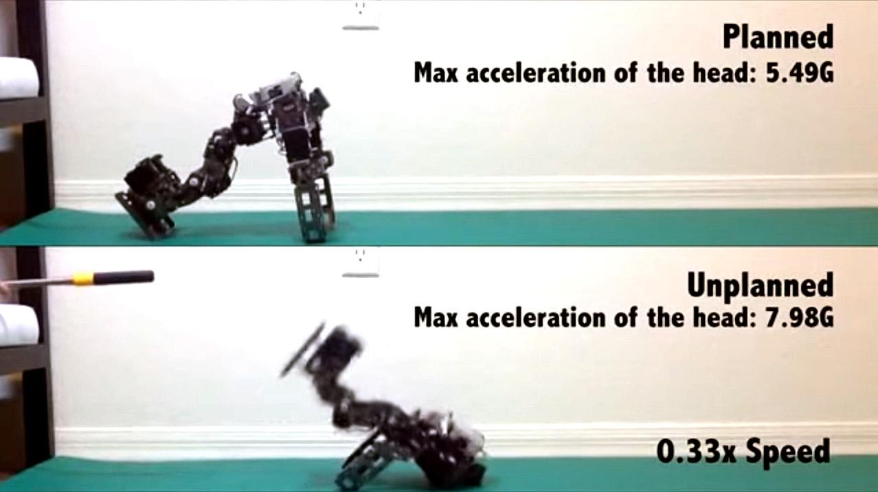 Falling Robot