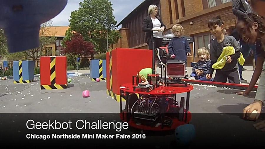 Geekbot Challenge